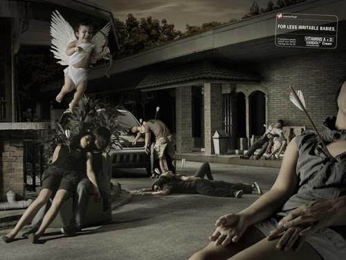 Реклама крема Vandol