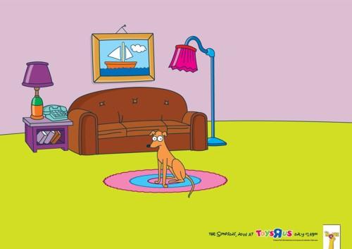 Плакаты от Volcano для магазина игрушек Toys R Us