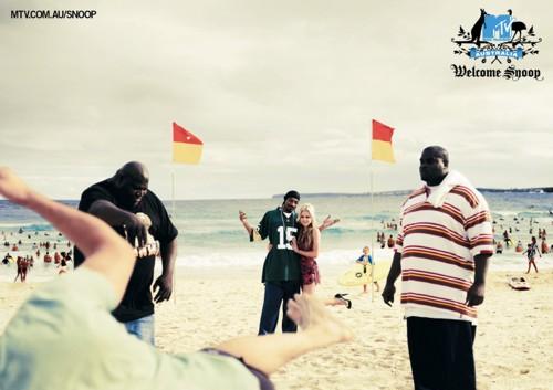 MTV Австралия: Добро пожаловать, Снуп!