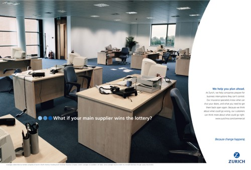 страховая компания Zurich Insurance
