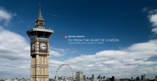 Принты для British Airways от BJL