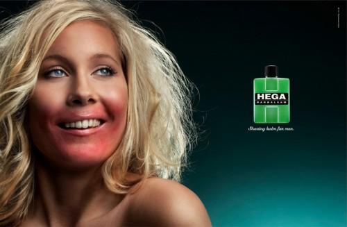 Принт от Volt Advertising для Hega