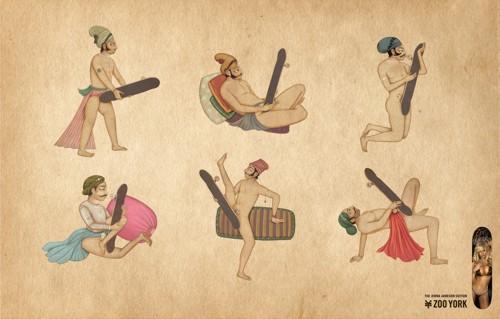 Zoo York изготовила тираж скейтбордов с изображением известной порноактрисы Дженны Джеймсон