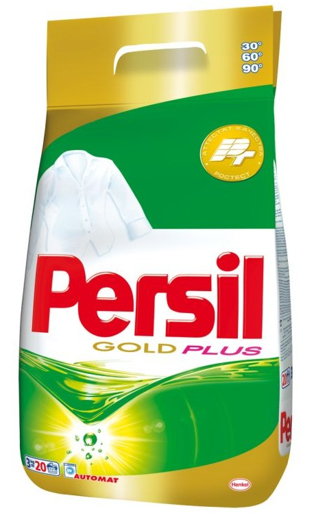 Новый Persil Gold Plus