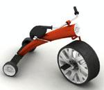 Из Citroen можно сделать санки, телефон и даже скамейку, Citroen, Огнян Божилов, санки, дизайн...