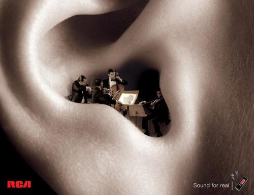 Принт от Publicidad Comercial LOWE & Partners для Radio Corporation of America