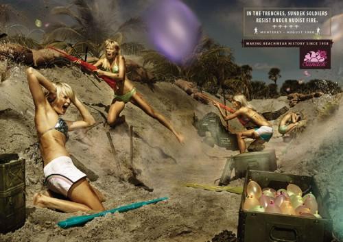Реклама Sundek от Callegari Berville