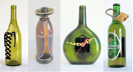 Модный приговор для бутылки
