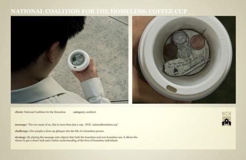 Социальная реклама Art Center College of Design