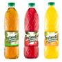 Дизайн упаковки сокосодержащих напитков Frutmotiv.