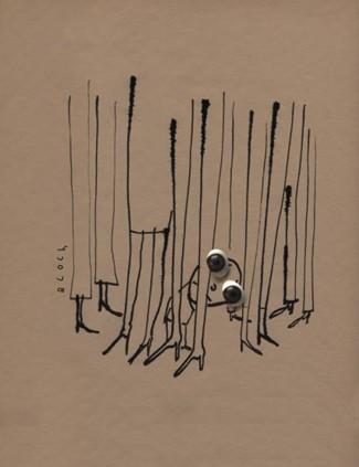 Иллюстрация от Сержа Блока  (Serge Bloch)