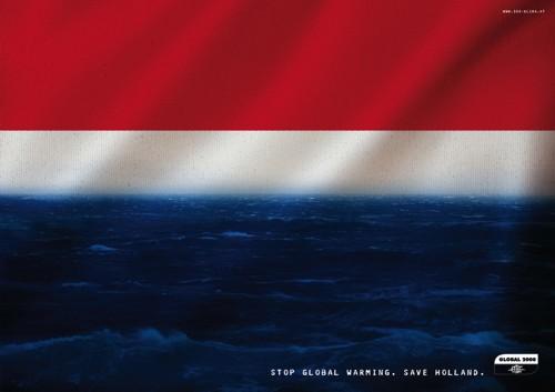 Социальная реклама Global 2000