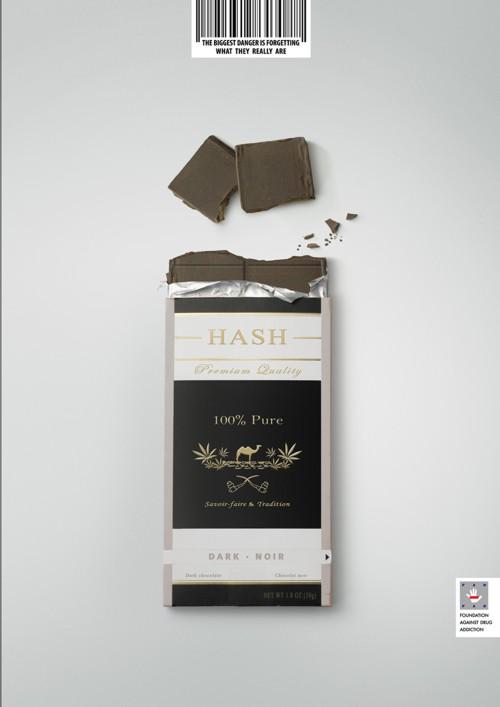Рекламная компания от Sra. Rushmore Madrid для Фонда против Наркотической Зависимости