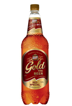 Gold Mine beer от EFES
