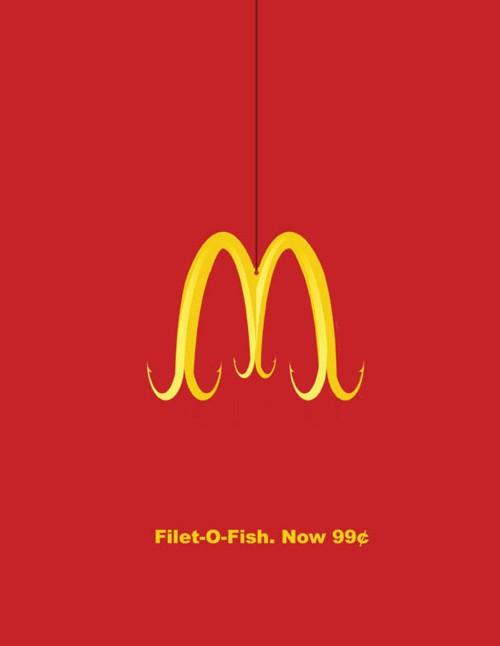 Реклама McDonald`s