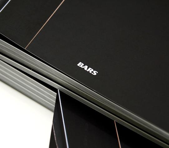 ...комплексный рестайлинг логотипа и фирменного стиля компании BARS.