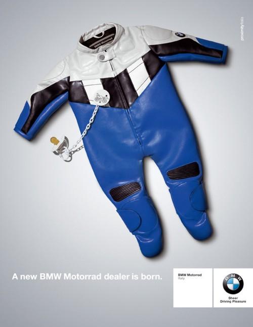Рекламная компания для BMW от Proximity Italia