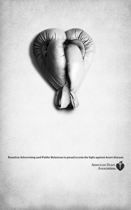 American Heart Association от Brandon Advertising & Public Relations