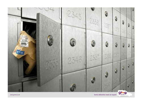 Реклама Groovy от РА Bates141