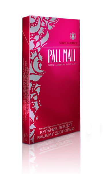 Pall Mall Scarlet Aromatic