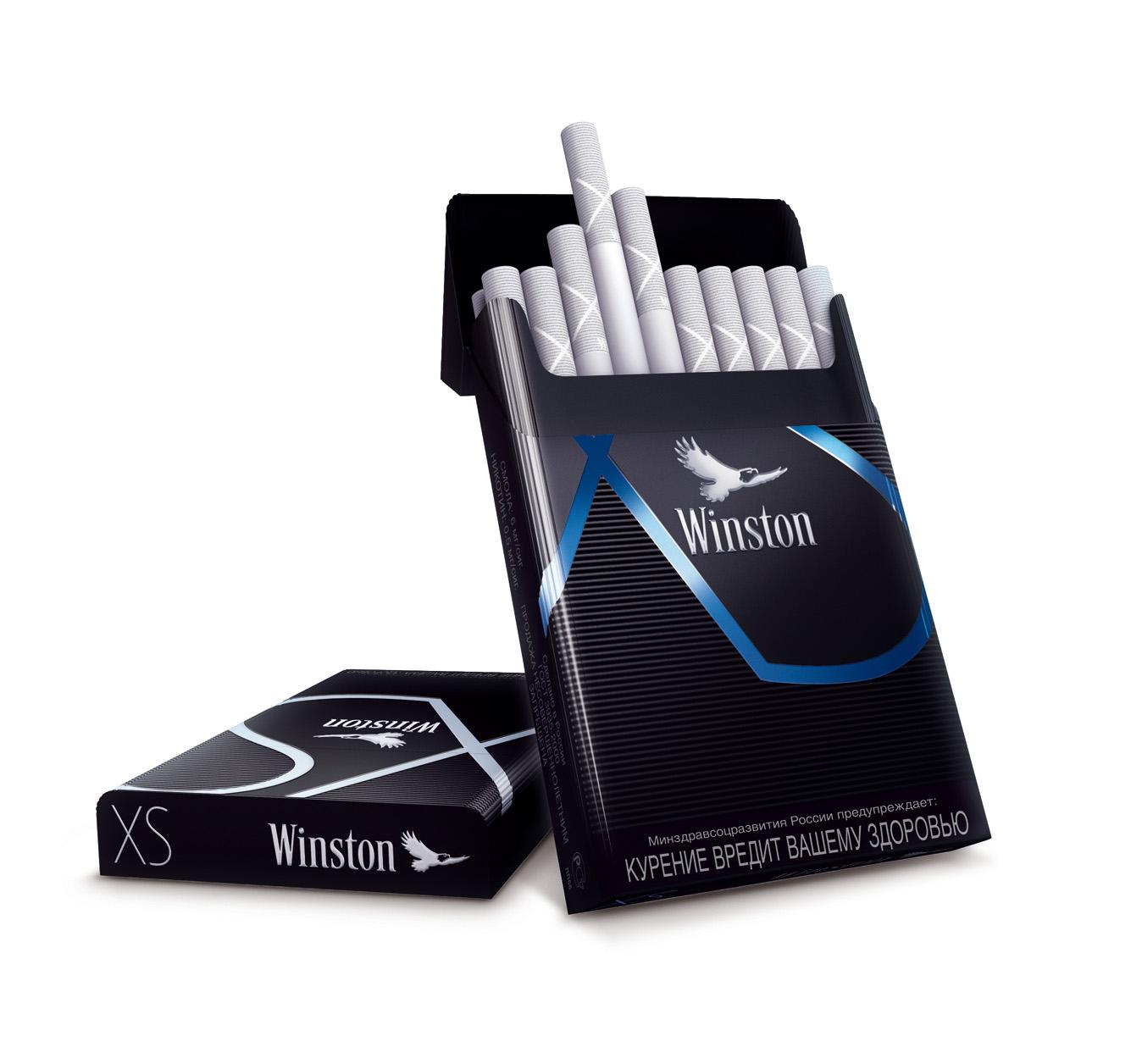 quotВинстонquot сигареты виды и отзывы