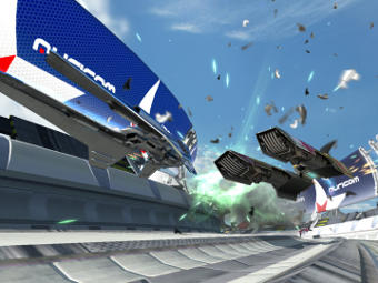 Sony, ������, �������, ����, Wipeout HD