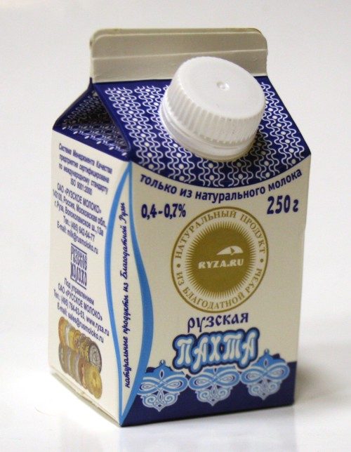"""Молочный продукт """"Пахта"""""""