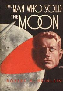 """Обложка книги """"Человек, который продал Луну"""" (иллюстрация с сайта wikipedia.org)."""