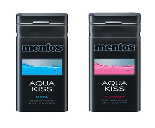 Mentos , Aquakiss