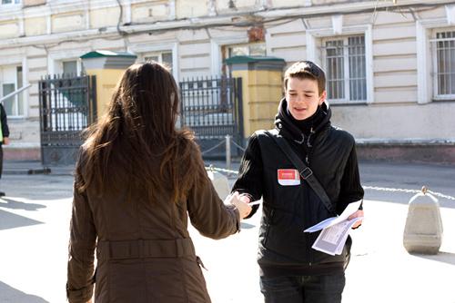 В Ярославле воруют агитлистовки в поддержку  Якушева.