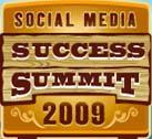 Логотип саммита Social Media Success Summit 2009