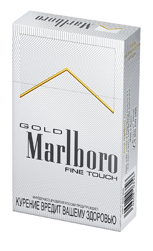 Цигарки Malboro Gold Fine Touch.