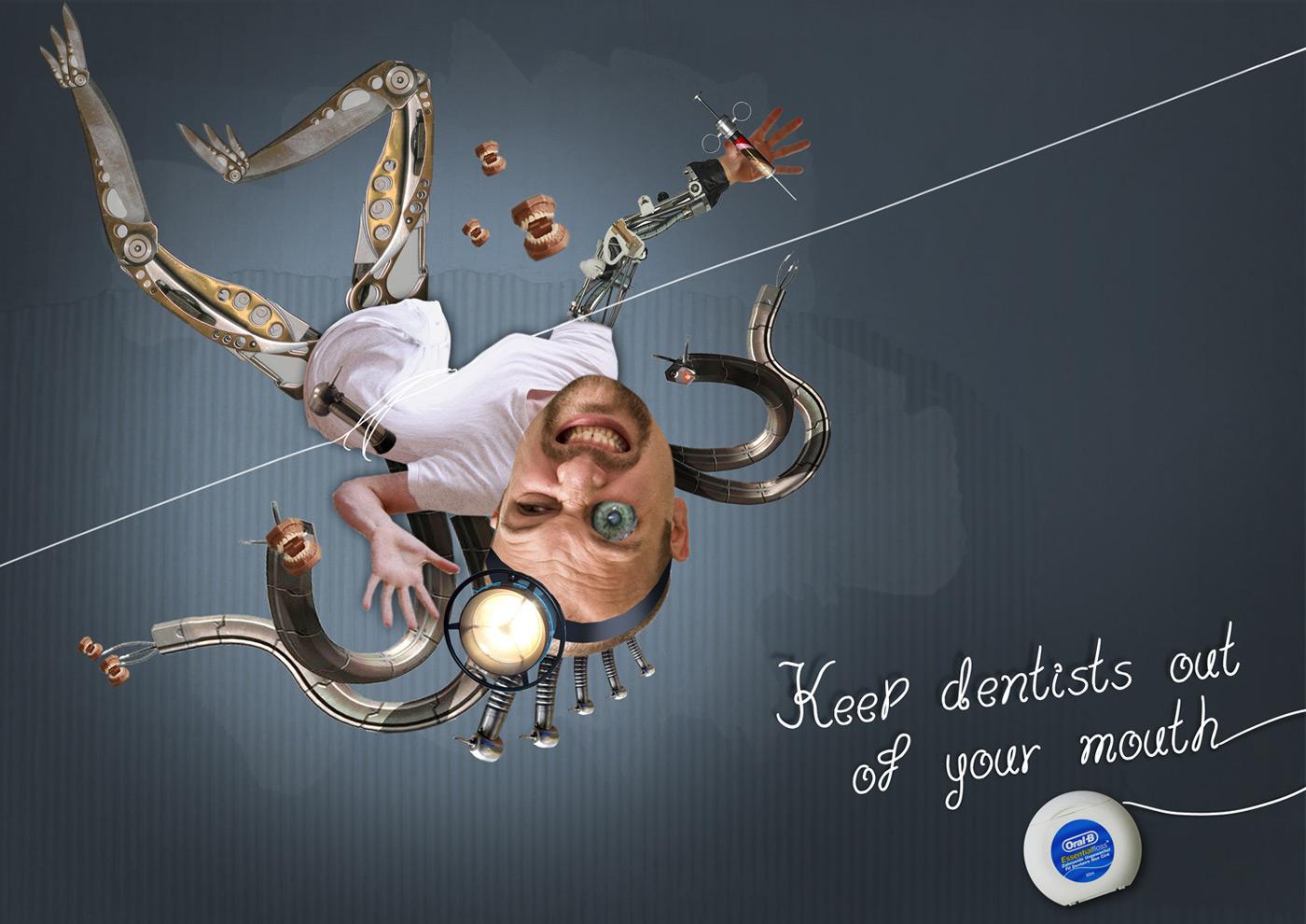 Реклама oral b 27 фотография