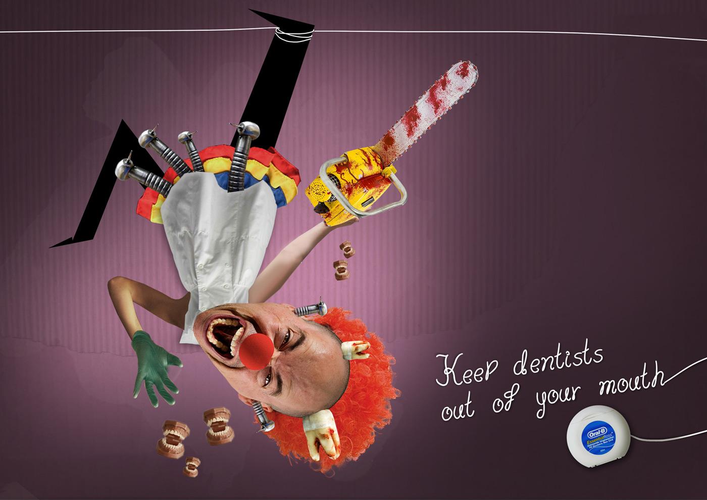 Реклама oral b 1 фотография