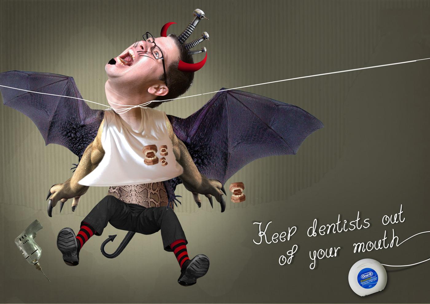 Реклама oral b 17 фотография