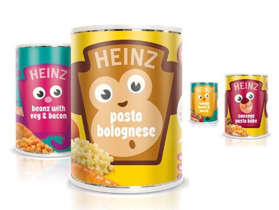 Дизайн для детского питания