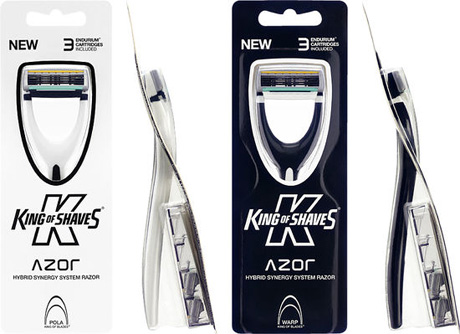 King of Shaves Razor от KMI