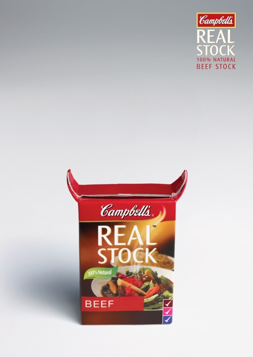Campbell's Real Stock, Campbell Soup Company, ������������, �����, ������,  ���-������