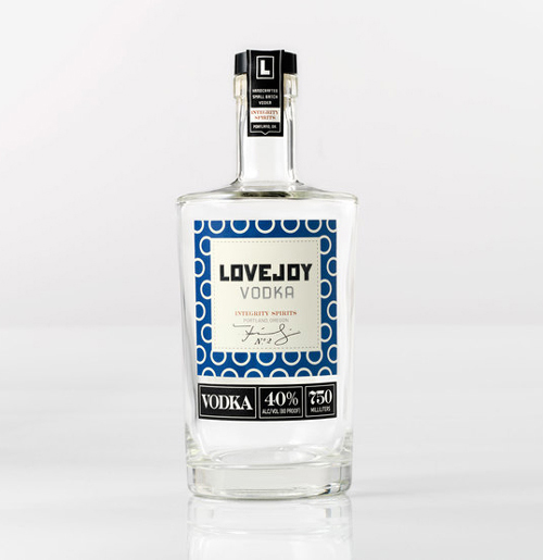Lovejoy Vodka от Integrity Spirits