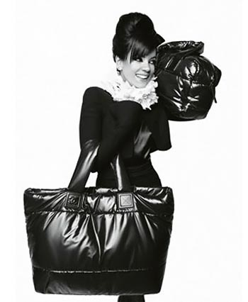 ������ ���� �����, Lily Allen, Chanel accessories, ����������, ���� ����������, Karl Lagerfeld, ���������� ������, Chanel Cocoon