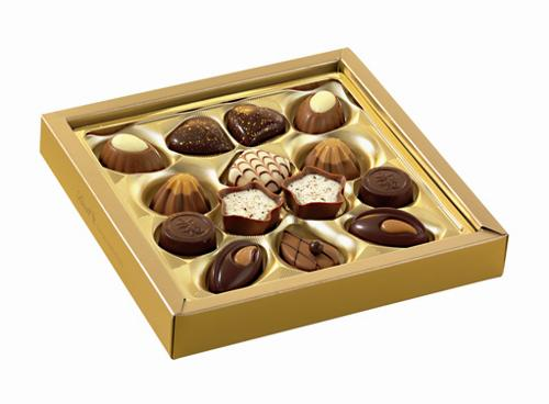 Lindt Swiss Luxury Selection Pralines