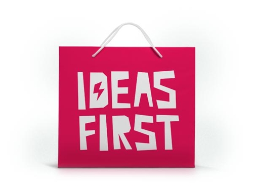 IDEAS FIRST