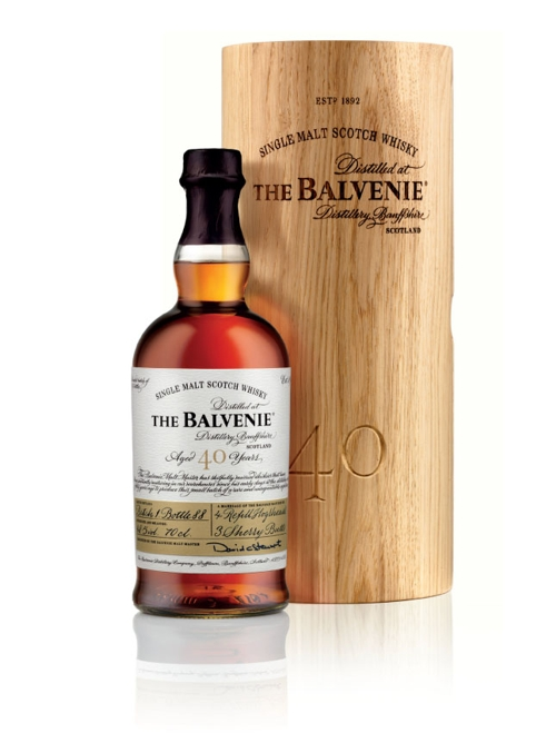 ����� The Balvenie Forty