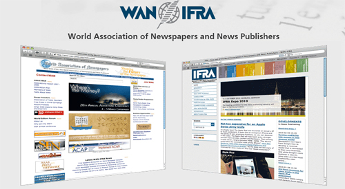 World Association of Newspapers and News Publishers