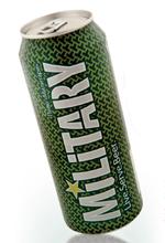 """Пиво """"Милитари"""" от """"Очаково"""" для активных людей."""