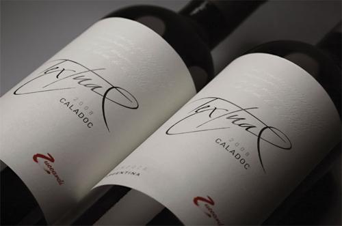 Обновленный дизайн вина Textual.