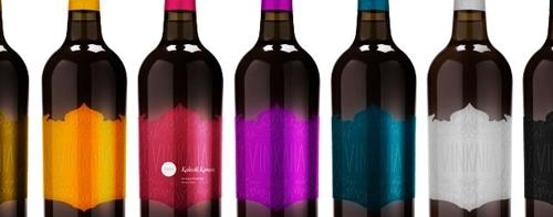 Турецкая традиционность в дизайне вина Vinkara