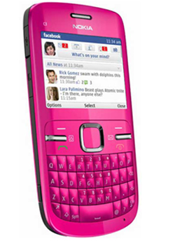 Nokia, телефоны-конкуренты Blackberry