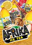 Для холодного чая название подобрано весьма горячее -Afrika ice tea.
