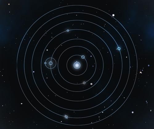 Солнечная система стала